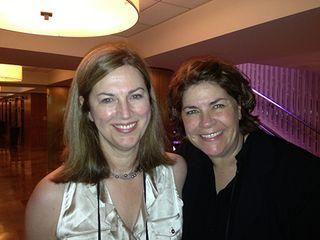 Sandra Brannan and Meg Gardiner 2